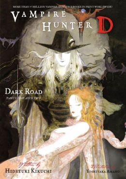Vampire Hunter D Volume 14: Dark Road Parts 1 & 2