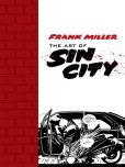 Book Cover Image. Title: Frank Miller:  The Art of Sin City, Author: Frank Miller