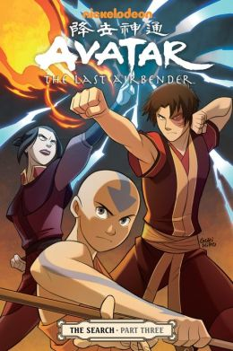 Avatar: The Last Airbender--The Search part 3