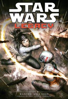 Star Wars Legacy II Volume 3: Wanted