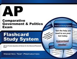 AP Comparative Government & Politics Exam Flashcard Study System