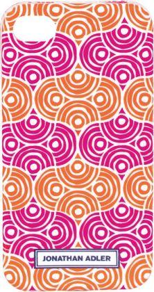 Jonathan Adler Circle Ornaments iPhone 4/4S Cover