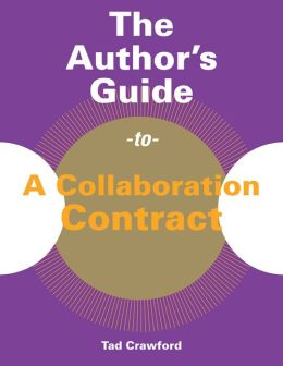 The Author's Guide to a Collaboration Contract