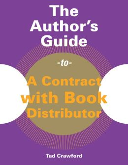The Author's Guide to a Contract with Book Distributor