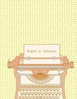 2014 Typewriter Student Planner