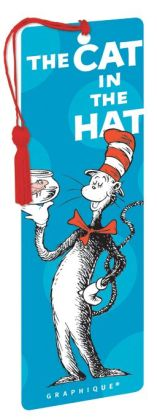 Cat in the Hat Bookmark