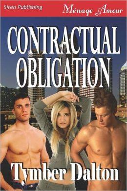 Contractual Obligation (Siren Publishing Menage Amour)
