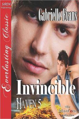 Invincible [Haven 5] (Siren Publishing Everlasting Classic Manlove)