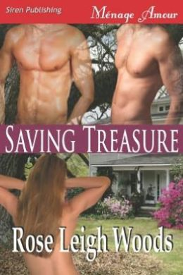 Saving Treasure (Siren Publishing Menage Amour)