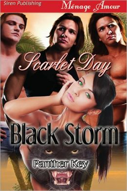 Black Storm [Panther Key] (Siren Publishing Menage Amour)
