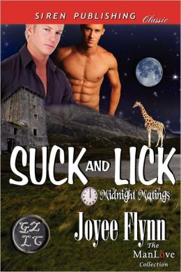 Suck and Lick [Midnight Matings] (Siren Publishing Classic Manlove)