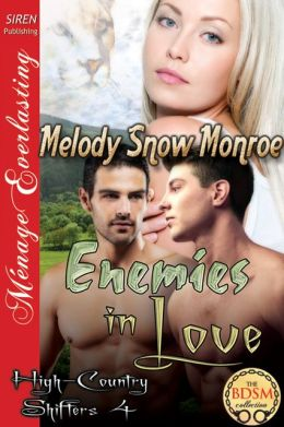 Enemies in Love [High-Country Shifters 4] (Siren Publishing Menage Everlasting)