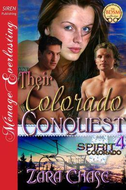 Their Colorado Conquest [Spirit, Colorado 4] (Siren Publishing Menage Everlasting)