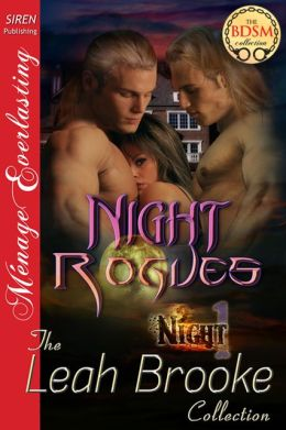Night Rogues [Night 1] (Siren Publishing Menage Everlasting)