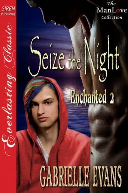 Seize the Night [Enchanted 2] (Siren Publishing Everlasting Classic ManLove)