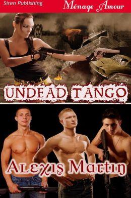 Undead Tango (Siren Publishing Menage Amour)