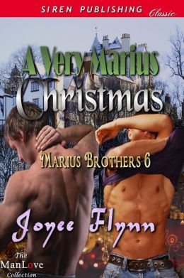 A Very Marius Christmas [Marius Brothers 6] (Siren Publishing Classic ManLove)