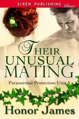 Their Unusual Mating [Paranormal Protection Unit 5] (Siren Publishing Classic)