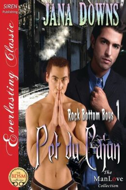 Pet Du Cajun [Rock Bottom Boys 1] (Siren Publishing Everlasting Classic Manlove)