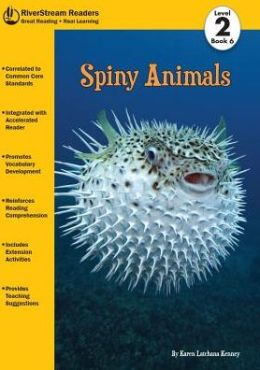 Spiny Animals, Book 6
