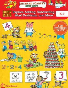 Busy Kids Explore Addition, Subtraction and More!