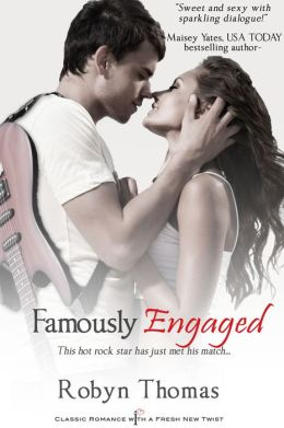 Famously Engaged (Entangled Indulgence)