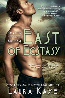 East of Ecstasy (A Hearts of the Anemoi Novel)