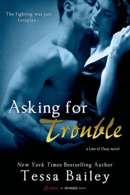 Asking for Trouble (Entangled Brazen)