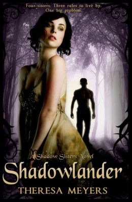 Shadowlander (A Shadow Sisters Novella, Book 1)