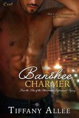 Banshee Charmer: A Files of the Otherworlder Enforcement Agency Novel