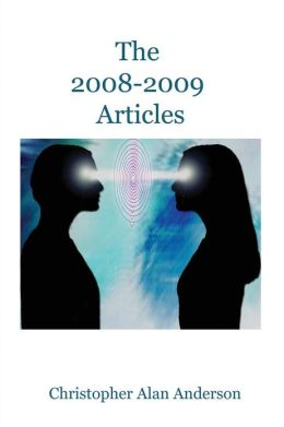 The 2008 - 2009 Articles