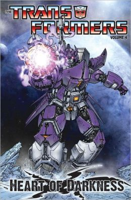 Transformers Volume 4: Heart of Darkness