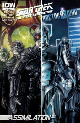 Star Trek The Next Generation/Doctor Who: Assimilation #2