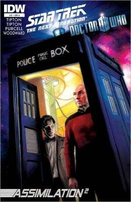 Star Trek The Next Generation/Doctor Who: Assimilation #5