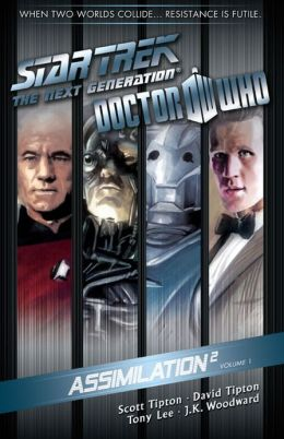 Star Trek: The Next Generation / Doctor Who: Assimilation #1