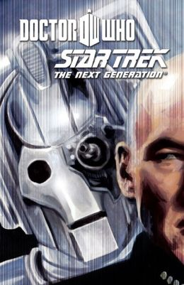 Star Trek The Next Generation/Doctor Who: Assimilation Vol. 2