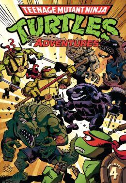Teenage Mutant Ninja Turtles: Adventures Vol. 4