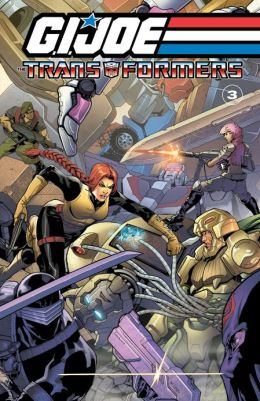 G.I. Joe/Transformers Crossover Vol. 3