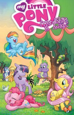 My Little Pony: Friendship is Magic, Volume 1