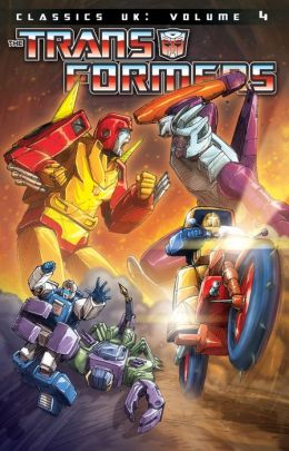 Transformers: Classics - UK, Vol. 4
