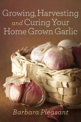 Growing, Harvesting and Curing Your Home Grown Garlic
