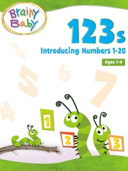 123s: Introducing Numbers 1-20