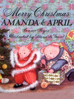 Merry Christmas Amanda & April