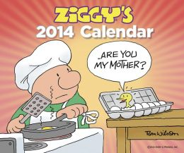2014 Ziggy Box Calendar