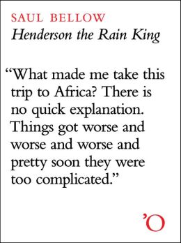 Henderson the Rain King