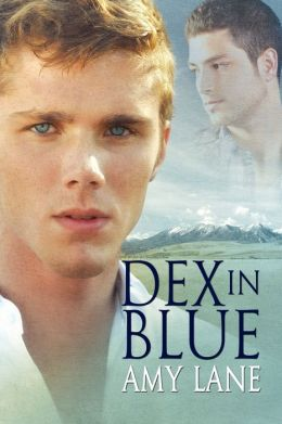 Dex in Blue