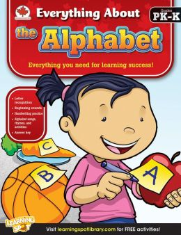 The Alphabet, Grades PK - K: Canadian Edition