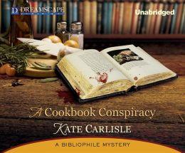 A Cookbook Conspiracy (Bibliophile Series #7)