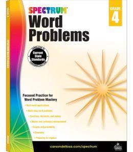 Word Problems , Grade 4