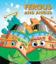 Book Cover Image. Title: Fergus and Angus, Author: J W Noble